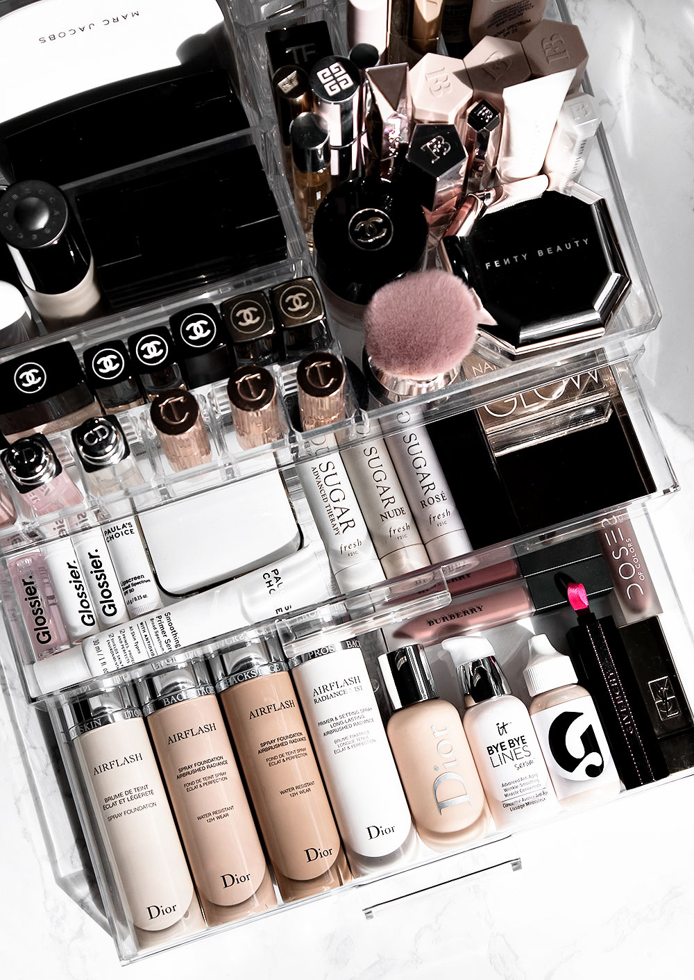 The Beauty Diet- how to stop buying so much makeup