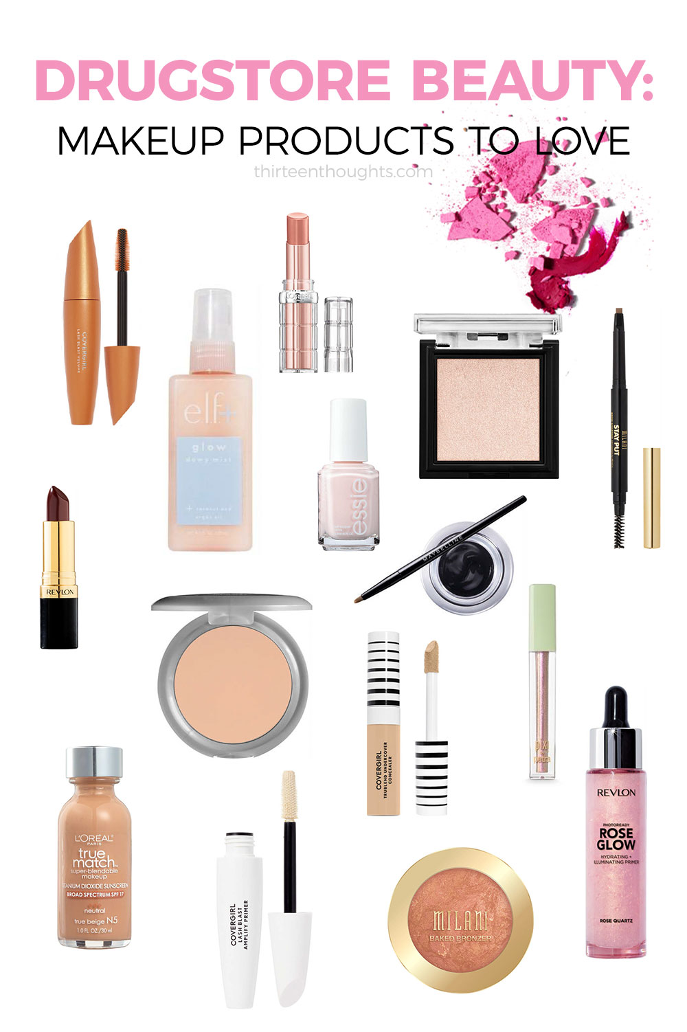 Drugstore Beauty Products 2019