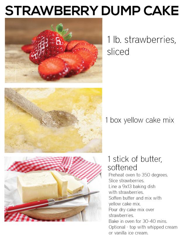 Easy Cake Recipes Kids