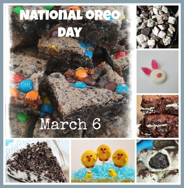 National Oreo Day March 6