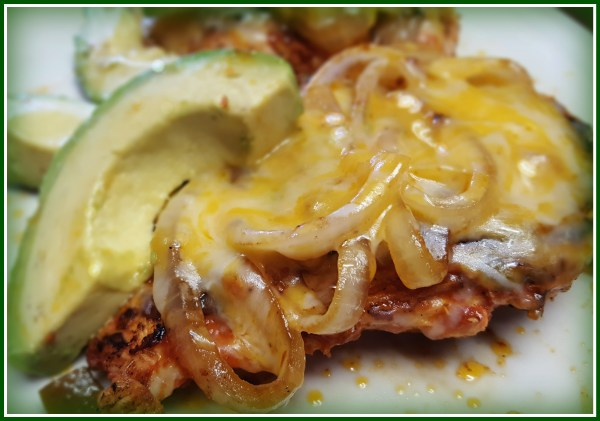 Mexican Skillet Chicken