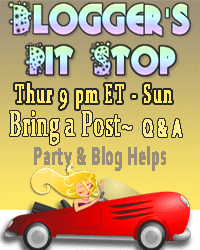 Blogger's Pit Stop #129