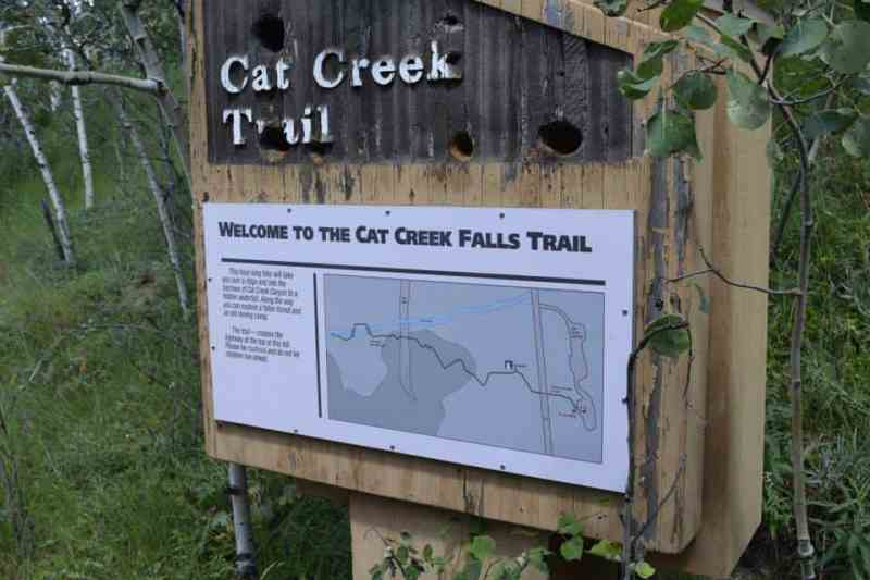 Cat Creek Trail