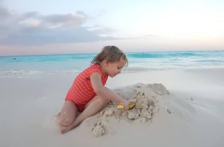 Exploring The Incredible Beaches Of Cayo Santa Maria Cuba With Kids