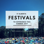 17 Alberta Festivals To Experience This Summer | 2017