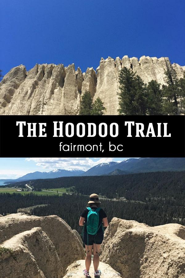 Hike The Hoodoo Trail at Fairmont BC
