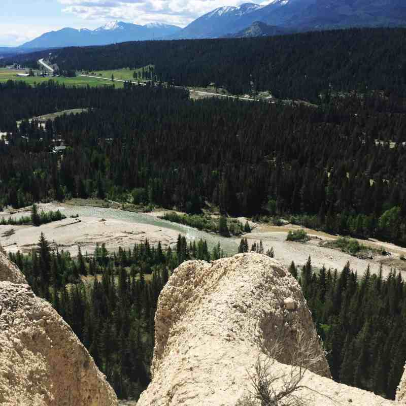 Hike: The Hoodoo Trail At Fairmont Hot Springs, BC