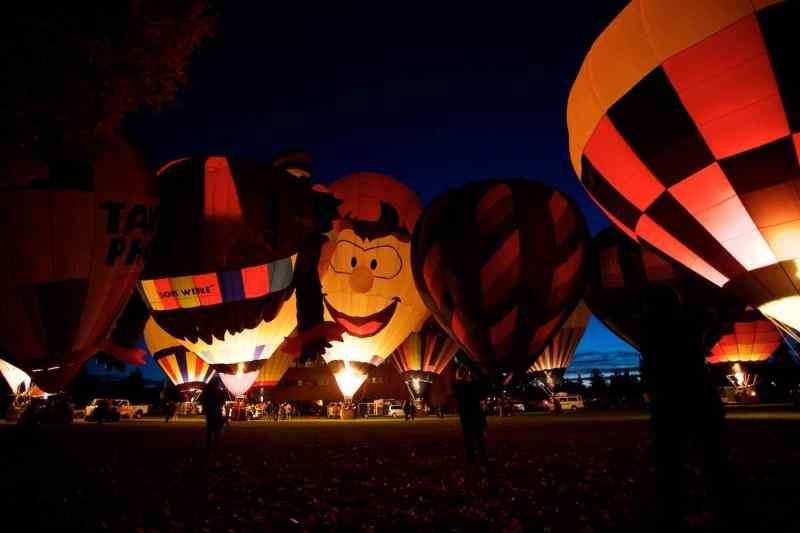 Heritage Inn International Balloon Festival