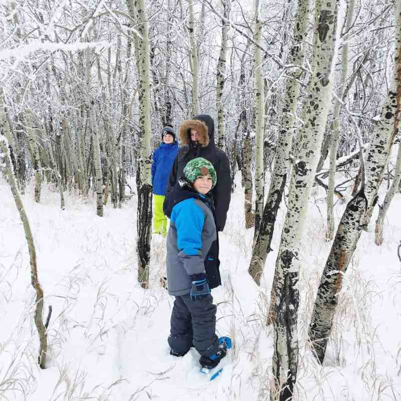 Snowshoe Checklist for Easy Treks