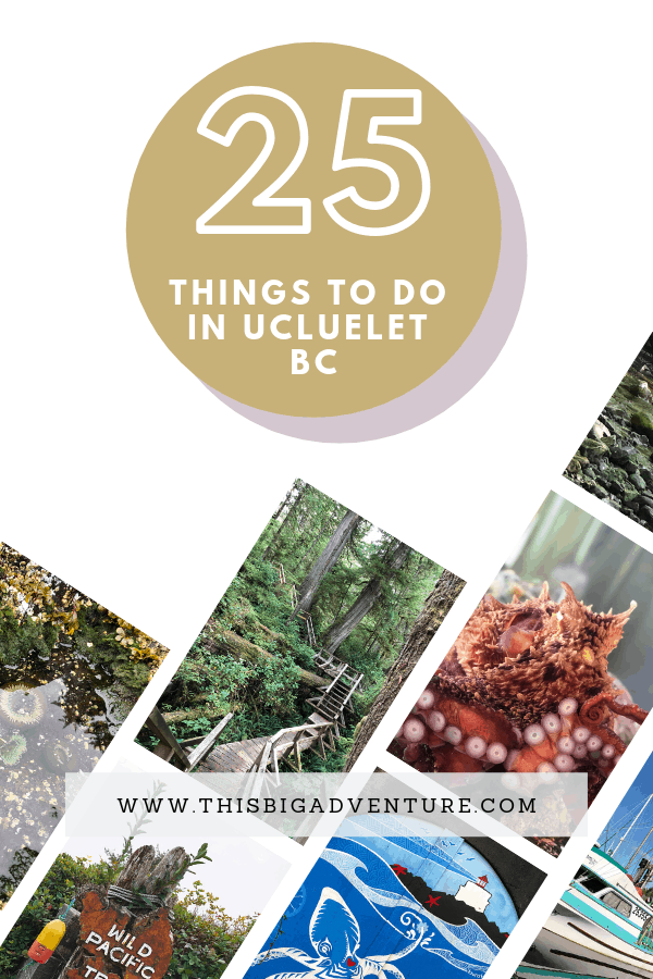 25 Things To Do In Ucluelet, BC