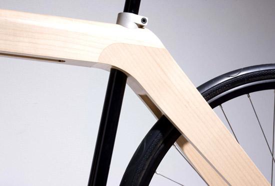 woodenbike