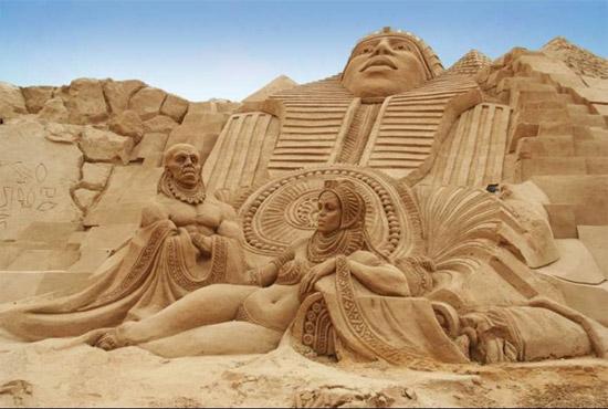 egyptsand