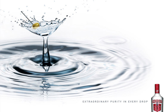 martinisplash