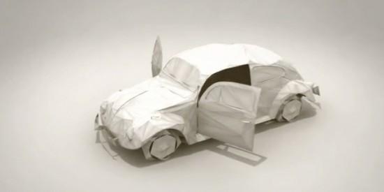 evolution origimani car