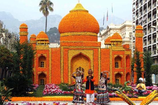 orangemahal