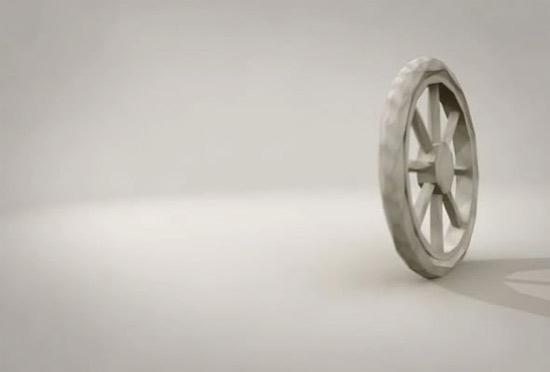 wheel-origami