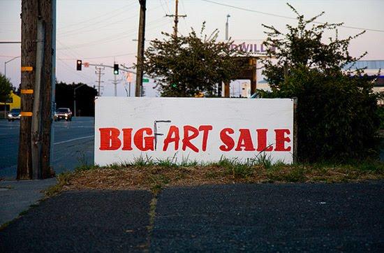 big-art-sale