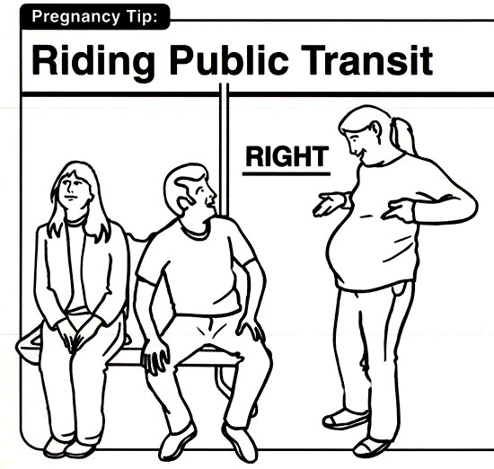 ridingpublictransportright