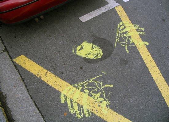 road-art