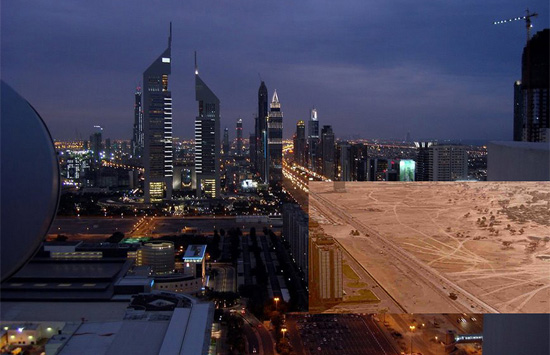 dubaithenandnow