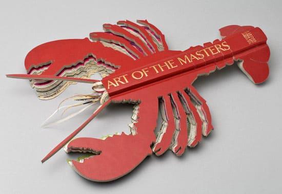 book-lobster
