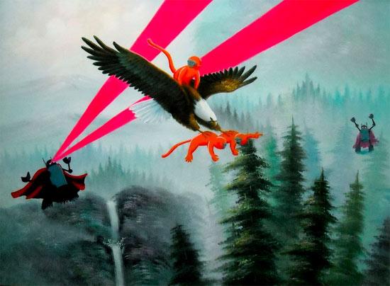 eagle-paint