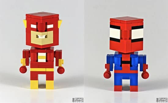 flash-and-spiderman