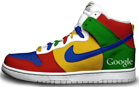 google-sneakers