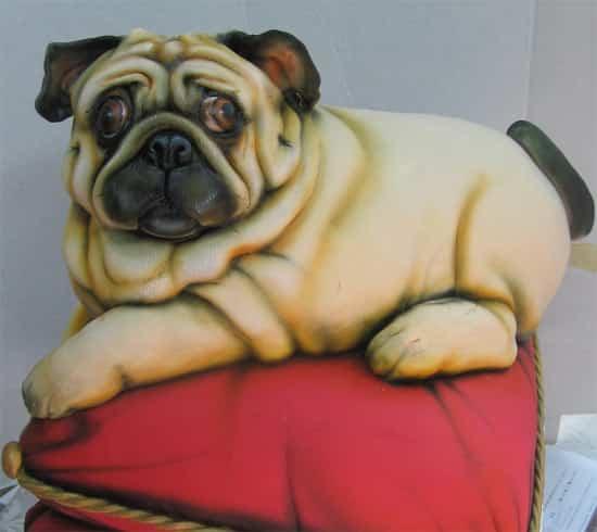 pug-cake