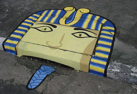 street-art-pharaoh