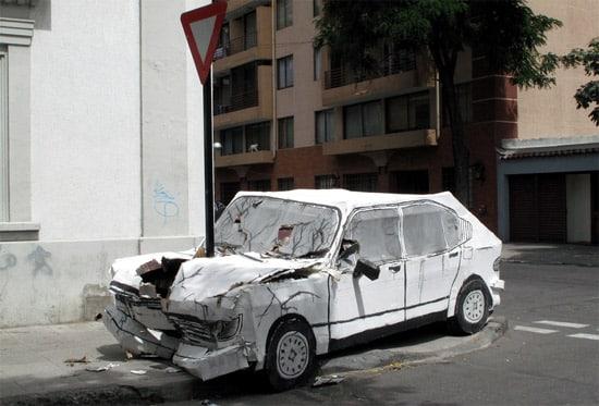 paper-car