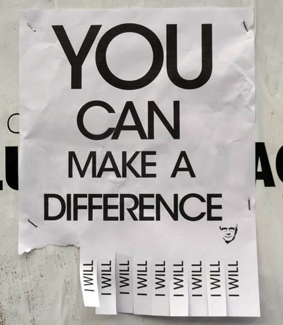 youcanmakeadifference