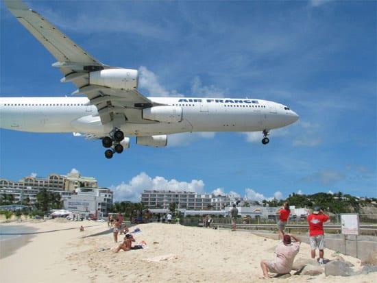 air-france-landing