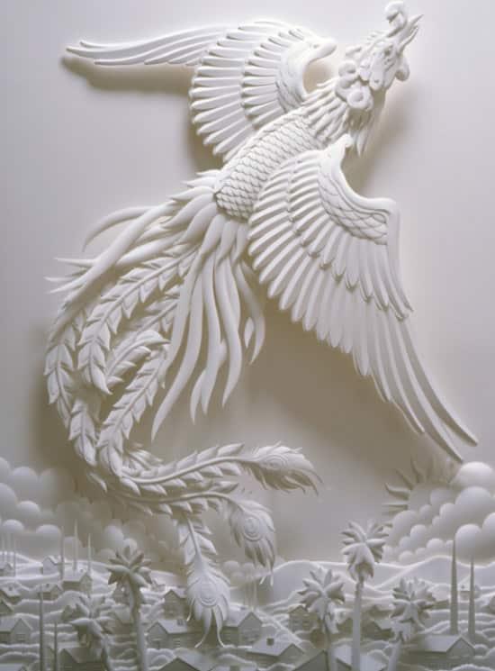 paper-art-dragon
