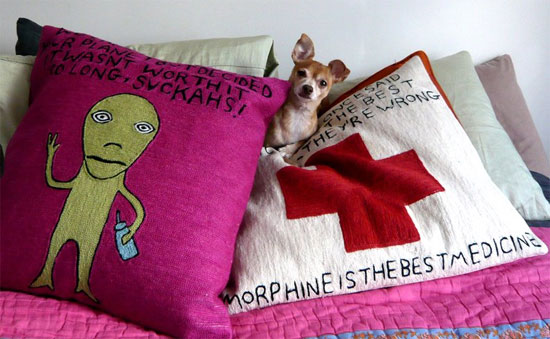 pillows-funny