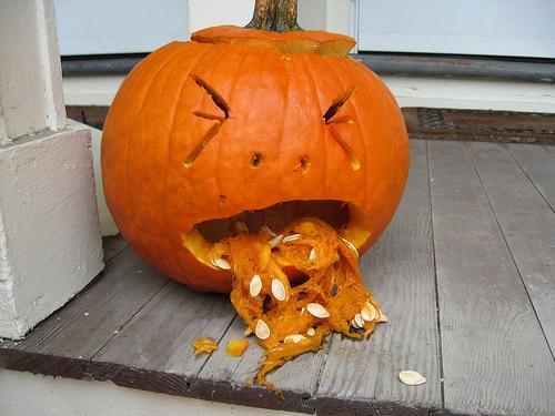pumpkin-vomiting