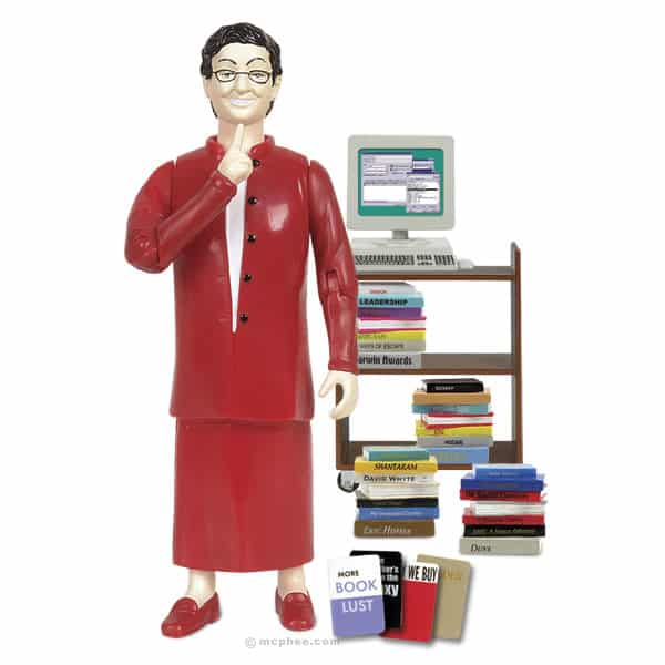 Delux Librarian for Real