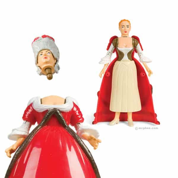 Marie Antoinette Features