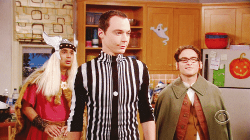 Sheldon Halloween Costumes