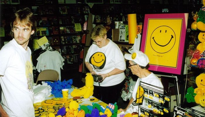 Harvey Ball: All Smiles