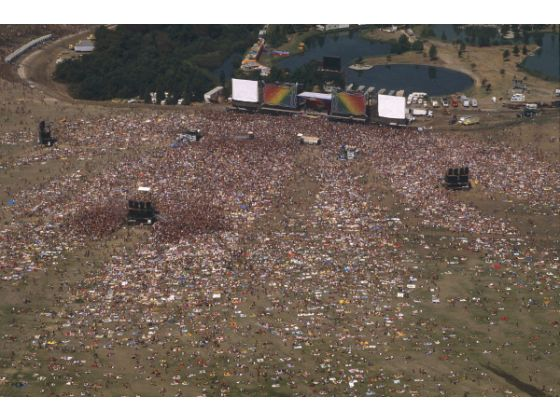 The Biggest Concerts in the World and Steve Wozniak US Festivals