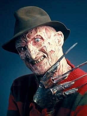 Horror Movie Killers and Freddy Krueger