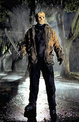 Horror Movie Killers and Jason Vorhees