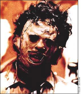 Horror Movie Killers and Leatherface