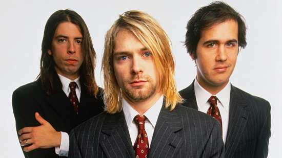 The Voices of The Seattle Sounds And Nirvana