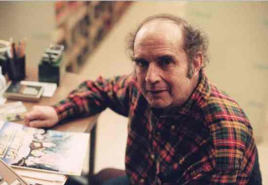 From Off The Streets of Cleveland: Harvey Pekar and Illustrations