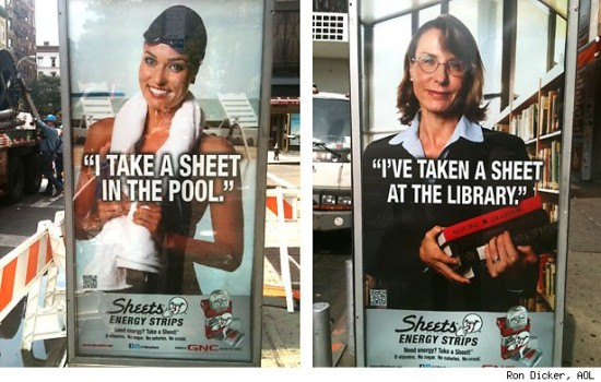 Funny Advertisement Fails and Sheets