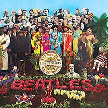 Best Album Covers and the Beatles