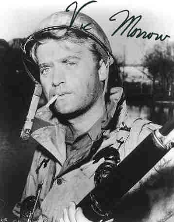 Unusual Celebrity Deaths and Vic Morrow