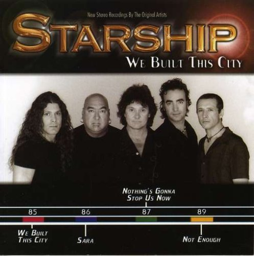 Worst Songs, Starship and We Built This City